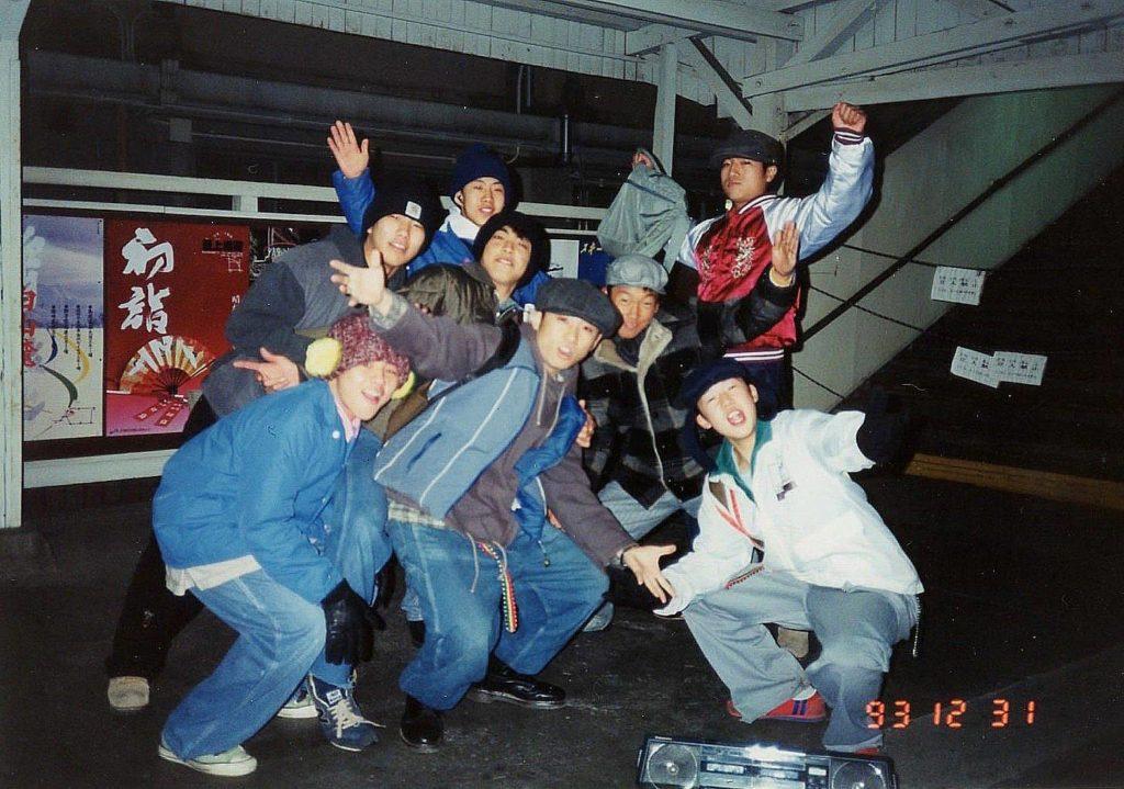 studiogeeks #スタジオギークス #広島 #ダンススタジオ #世界につながるダンススタジオ #bboy #bgirl #hiphop #踊っていいとも#上前昌之#ダンス教室#ダンススクール