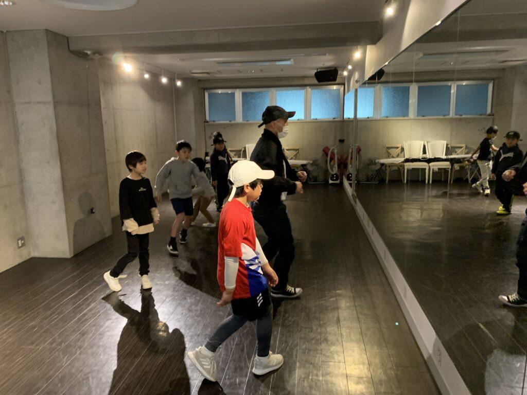 広島 ダンススタジオ studiogeeks  スタジオギークス 上前昌之 ダンススクール ダンス教室 2021.3.23